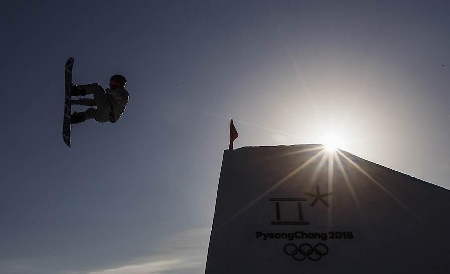 Сноубордист Редмонд Джерард (США) завоевал золото в мужском слоупстайле