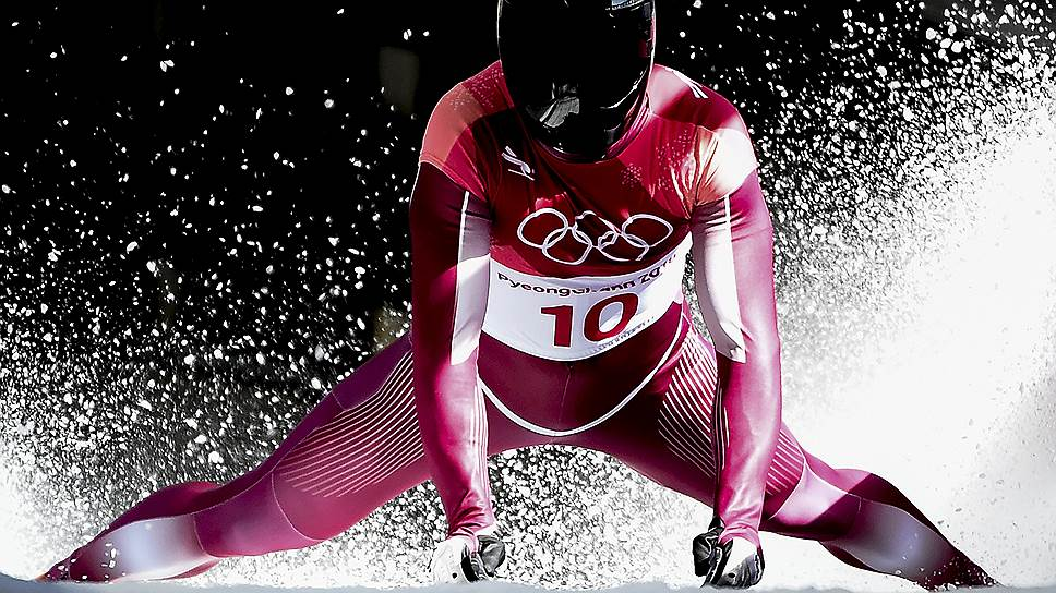 Олимпийские кадры