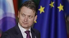 Владимир Путин уволил голландского министра