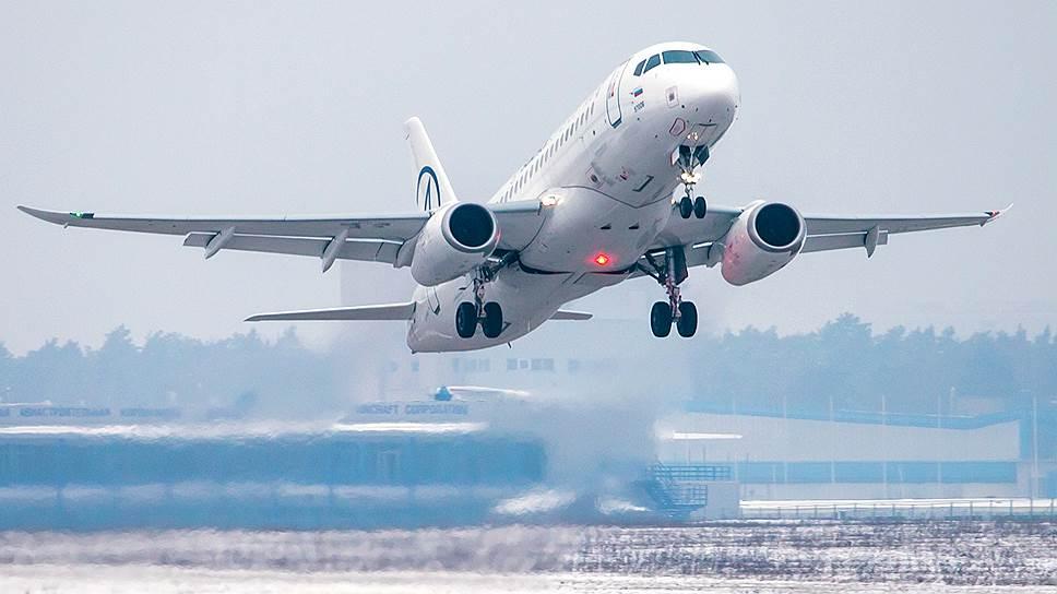 Какие проблемы выявлены у самолетов SSJ 100