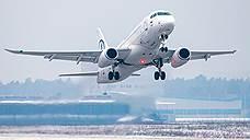 Проблемы Ан-148 обнаружили у Superjet