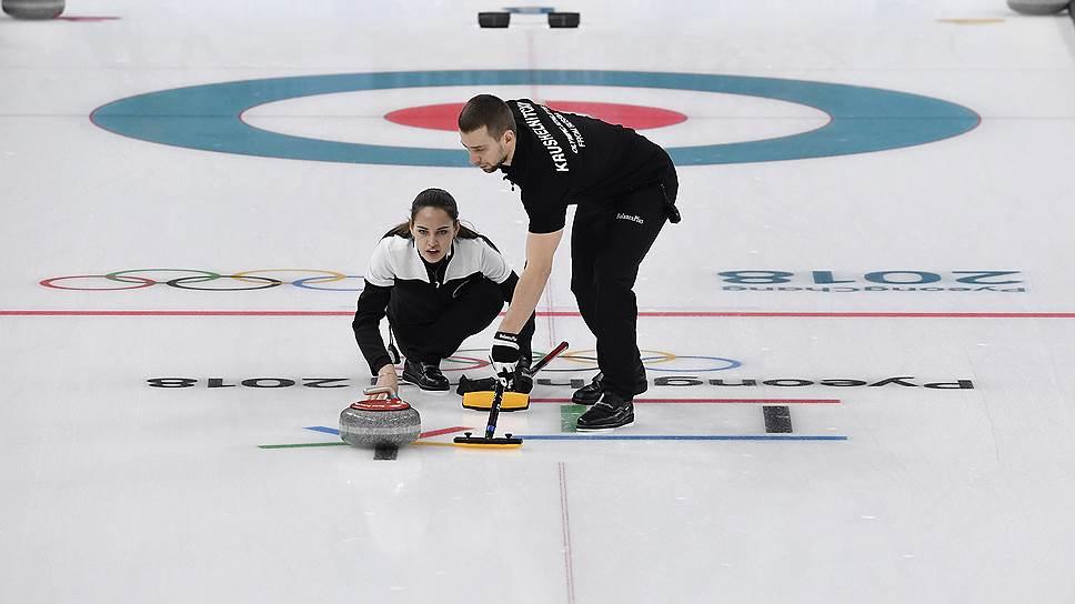 Как Анастасия Брызгалова и Александр Крушельницкий стали медалистами ОИ
