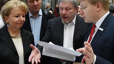 «Яблоко» готово оспорить в суде трансляцию фильма «Путин» // Центризбирком отказал партии компенсировать эфир