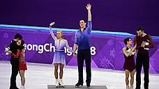 Не докатили до награды />/ Немцы побеждают россиян даже в состязаниях фигуристов