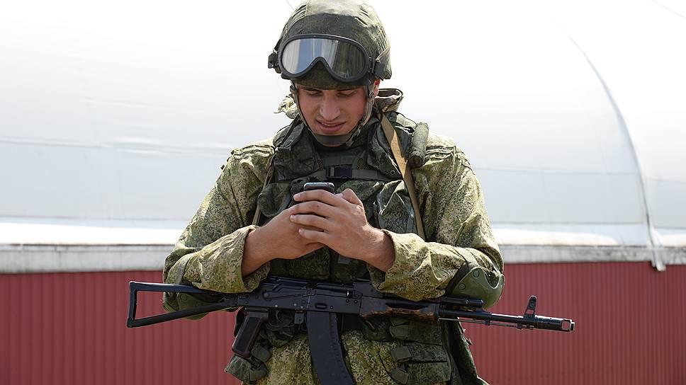 Почему российская армия отказалась от сотовых телефонов с навигацией и фотокамерами