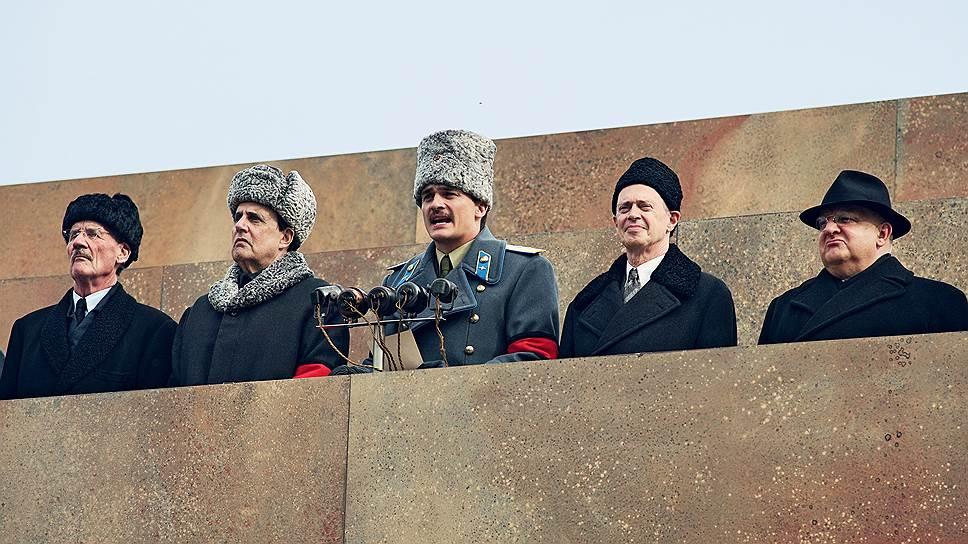 Зачем издательство приобрело права на графический роман «Смерть Сталина»