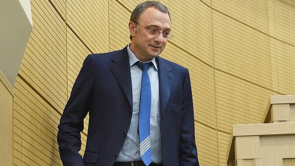 Сенатор и бизнесмен Сулейман Керимов