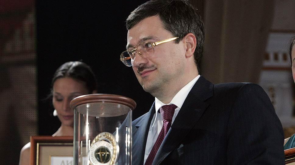 Бизнесмен, финансист Анатолий Мотылев