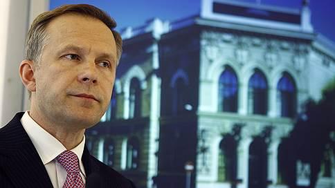 Латвийский ЦБ не застраховался от коррупции // Руководство республики требует отставки главы банка