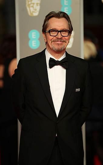 Лауреат премии BAFTA в номинации «Лучший актер» Гэри Олдман