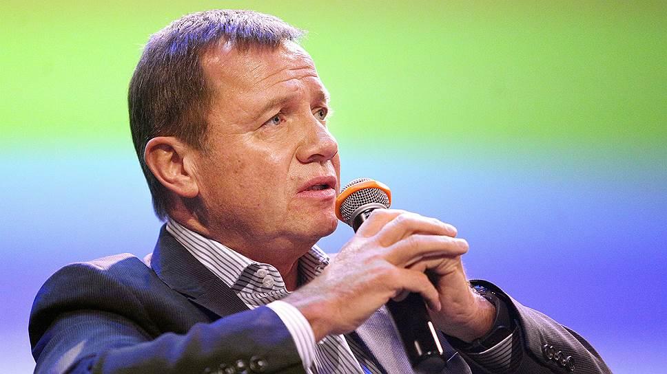 Бывший руководитель администрации Бориса Ельцина Валентин Юмашев
