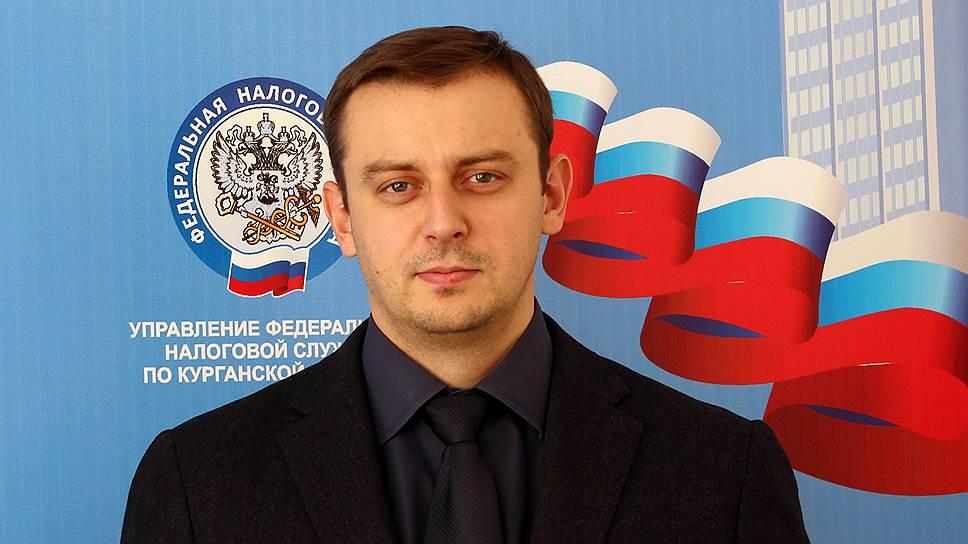 Начальник управления ФНС по Курганской области Владимир Рыжук