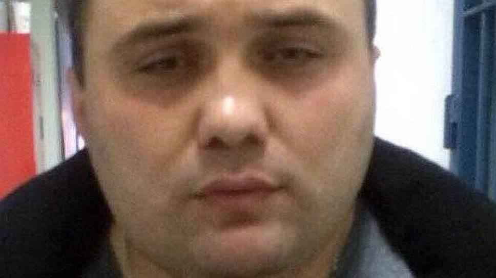 Криминальный авторитет Артур Джиоев
