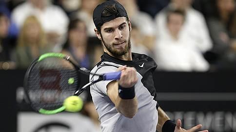 Карен Хачанов сыграл как Евгений Кафельников // На турнире в Марселе теннисист заработал второй титул за карьеру