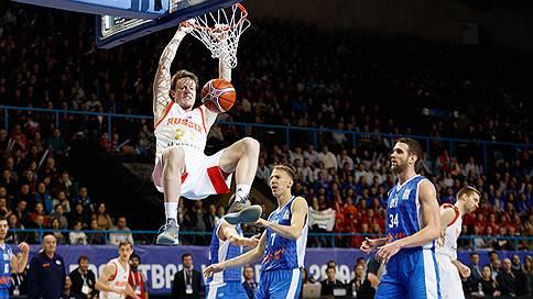 Сборная России рассчиталась с боснийцами // и улучшила свои шансы на попадание на чемпионат мира по баскетболу