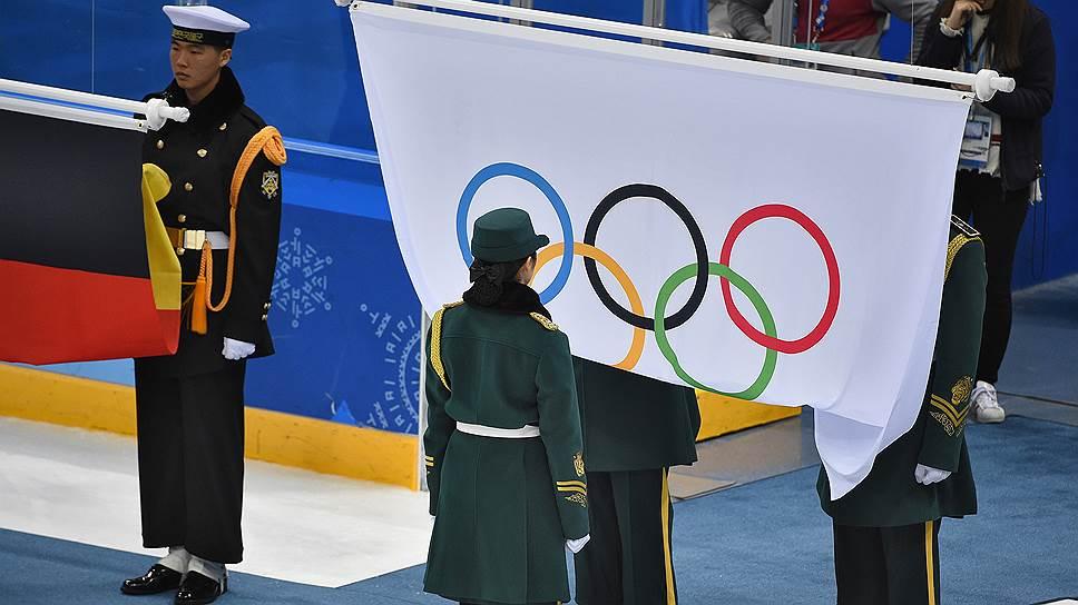 Почему российским спортсменам не разрешили пройти под национальным флагом на закрытии Игр