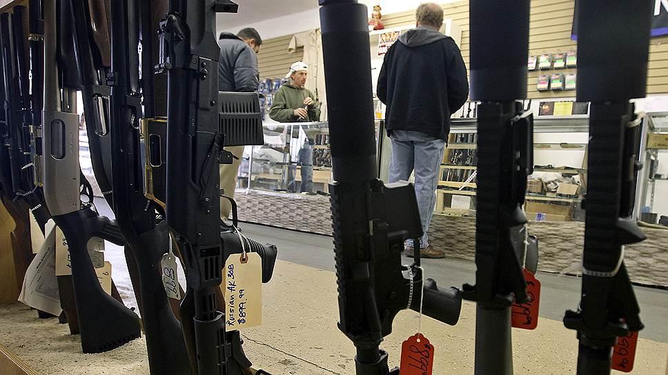 Почему американский бизнес прощается с оружием