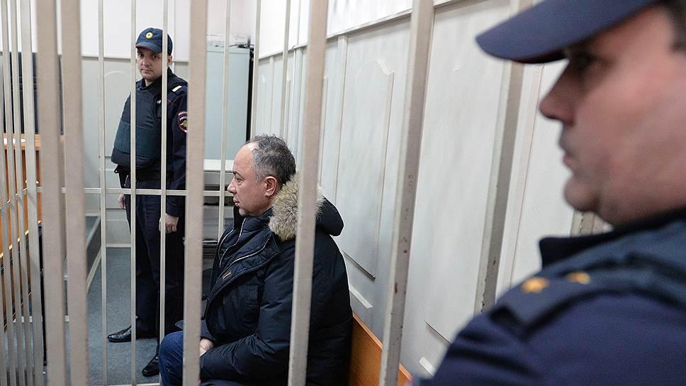 Какой срок получил бывший глава «Дальспецстроя» Юрий Хризман