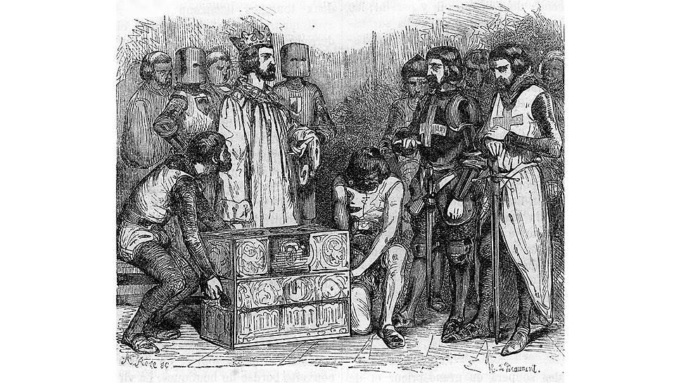 Тамплиеры брали плату как за денежные переводы, так и за хранение капиталов, тем не менее многие европейские монархи хранили казну своих государств именно у них