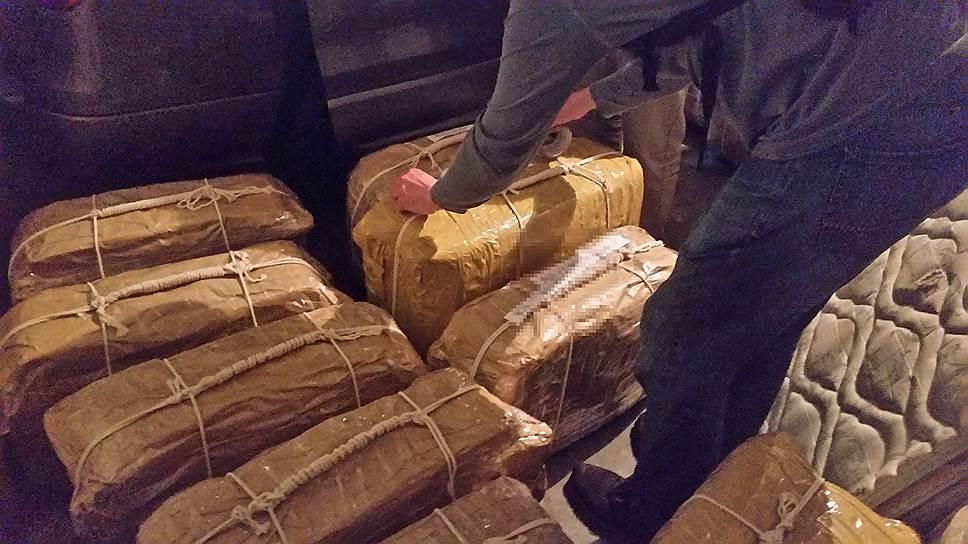 Хранившийся в посольской школе кокаин был сильно разбавлен