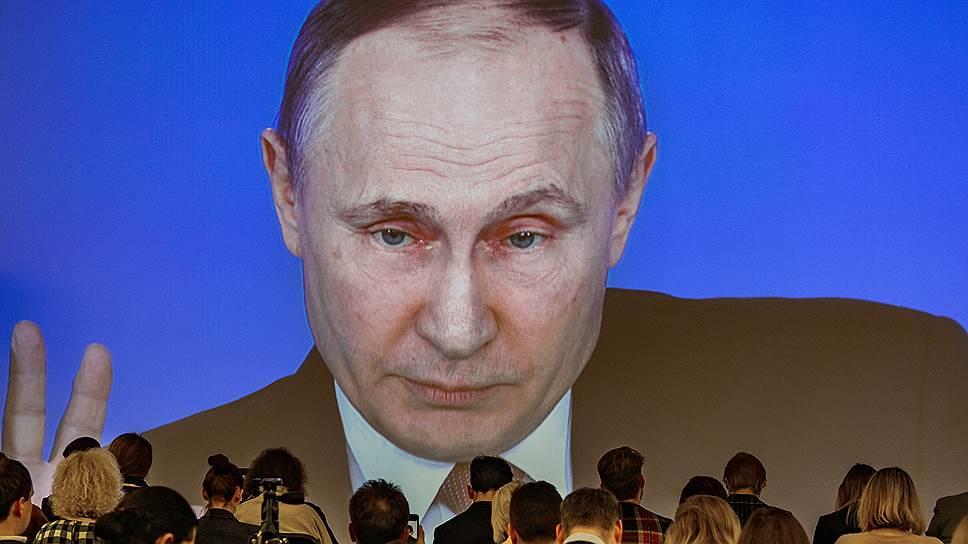 Почему в послании Владимира Путина ищут признаки агитации