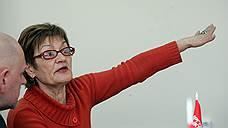 Правозащитница просит Европейский суд сэкономить пенсию