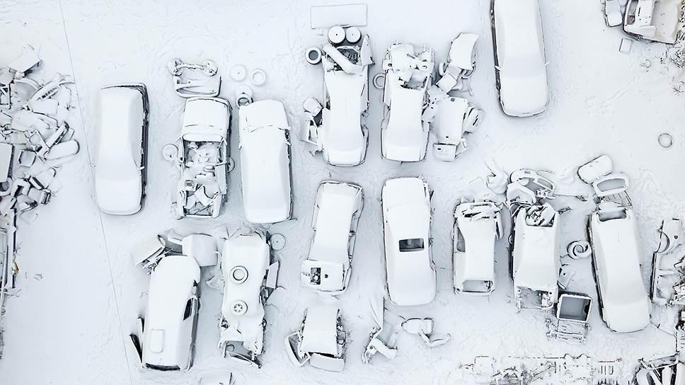 Какие машины и каким образом угоняют в России