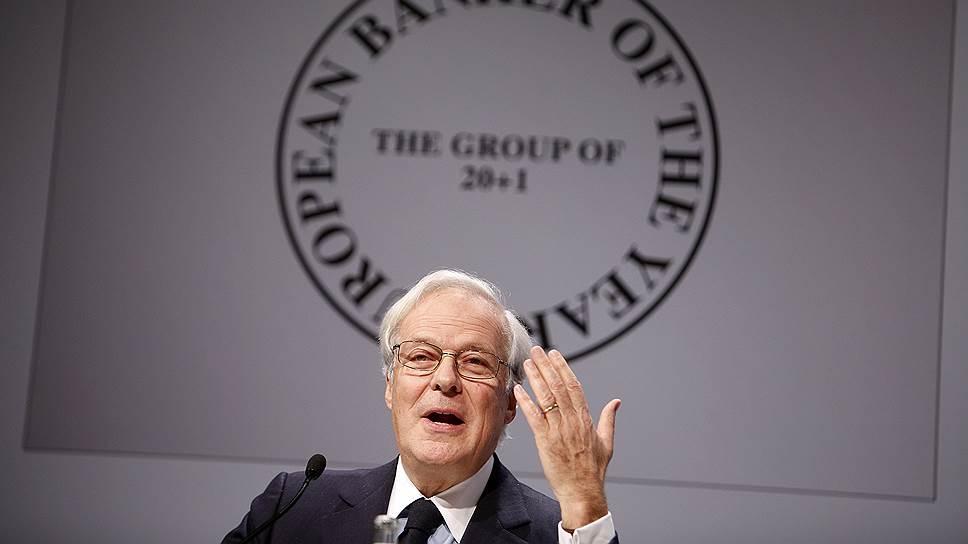 Глава Rothschild & Co. Давид де Ротшильд