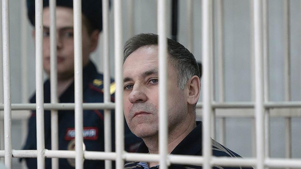 Бывший милиционер Евгений Чуплинский