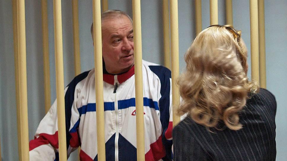 Кроме бывшего шпиона и его дочери пострадал местный полицейский