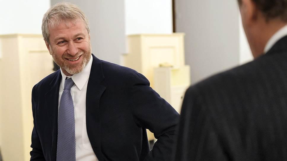 Почему Роман Абрамович хочет продать 4% «Норникеля»