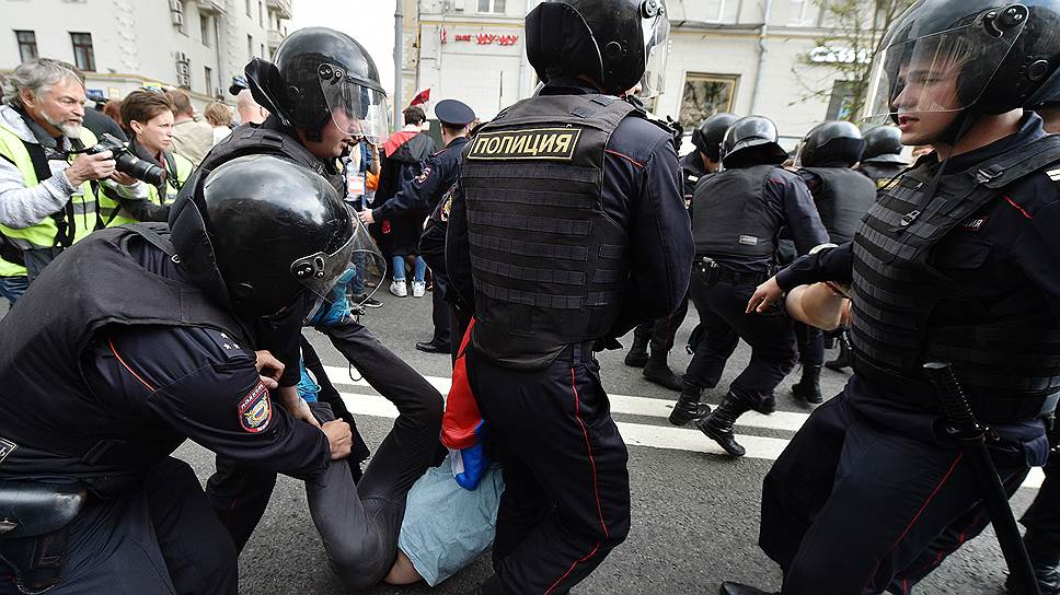 Как ЕСПЧ будет рассматривать жалобы 2017 года по поводу массовых задержаний на митингах в России