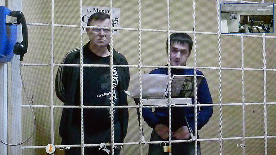 Владимир Калмыков и Иштимир Худжамов