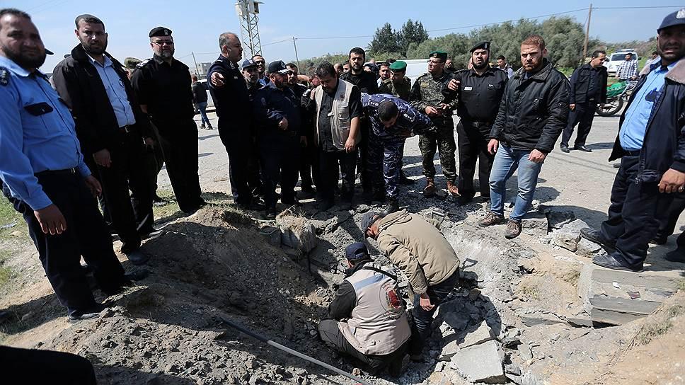 Как в секторе Газа было совершено покушение на премьер-министра Палестины