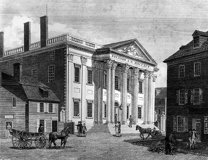 Несмотря на то что первый Центральный банк появился в США еще в XVIII веке, большую часть следующего столетия страна прекрасно обходилась без этого института