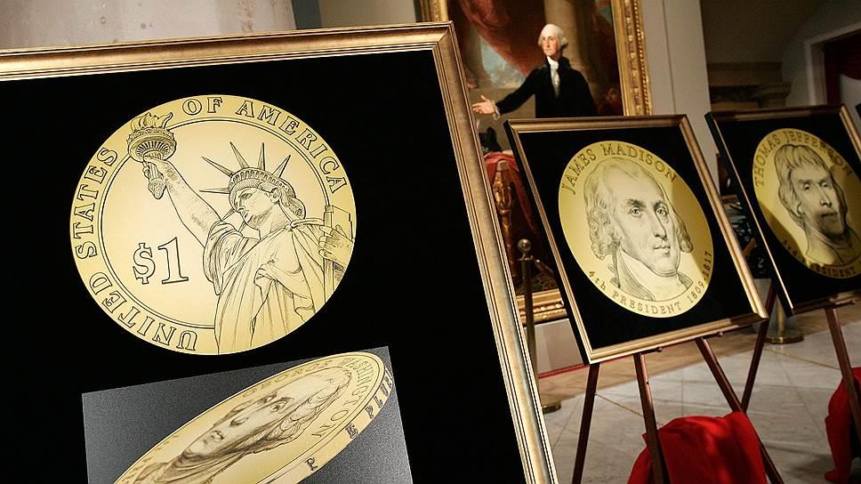 Томас Джефферсон, портрет которого помещен на банкноте номиналом в $2, очень радовался, что у американцев уже есть доллар и не надо изобретать новую валюту