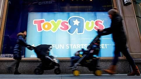 Toys R Us готова к ликвидации // Сеть магазинов игрушек в США проиграла конкуренцию онлайн-ритейлу