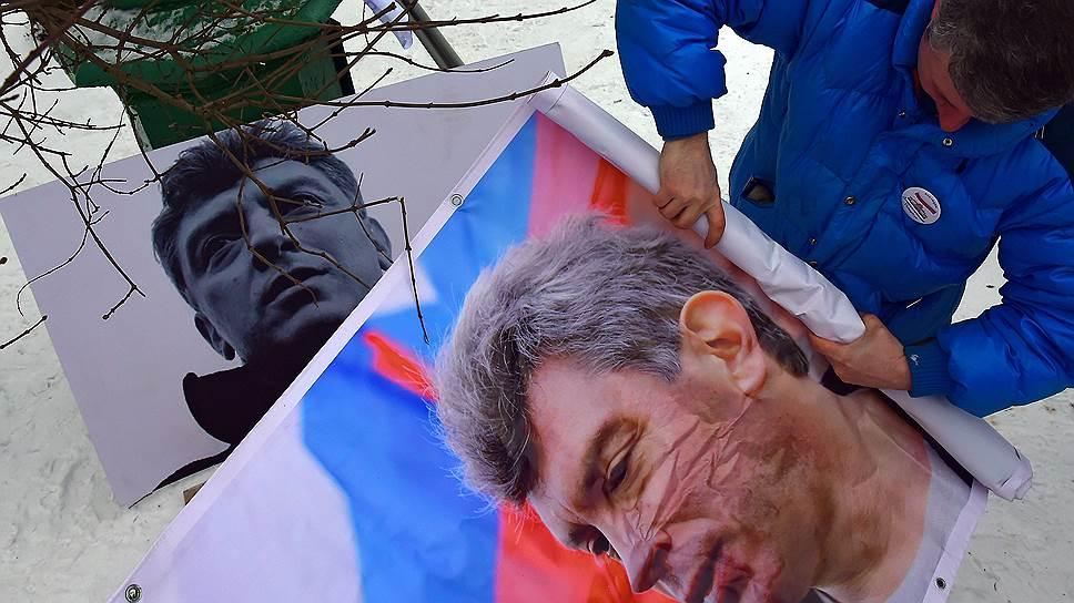Почему соратники Бориса Немцова не стали участвовать  в открытии памятной таблички