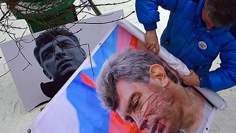 В Москве пройдет две памятных акции Бориса Немцова  / Его соратники не примут участие в организованном Ксенией Собчак открытии памятной таблички
