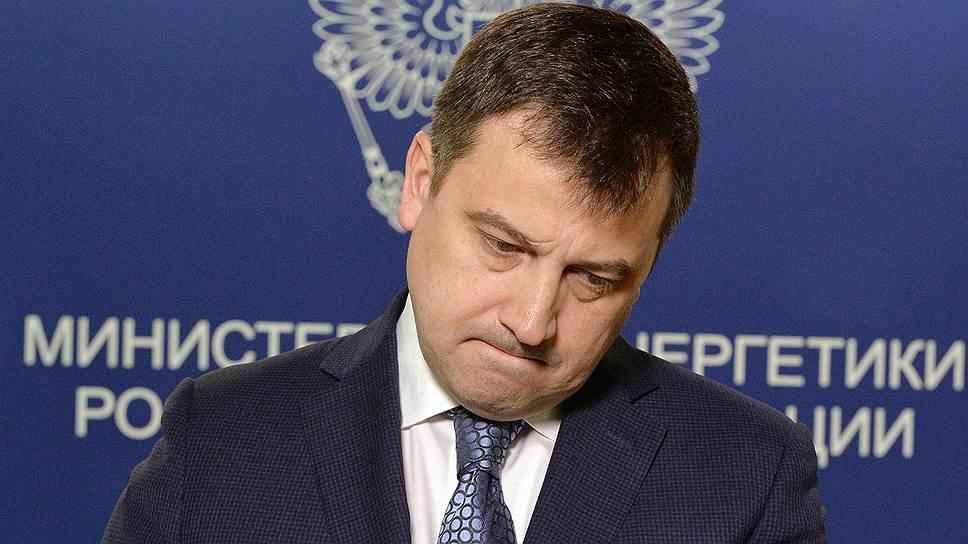 Заместитель министра энергетики России Кирилл Молодцов