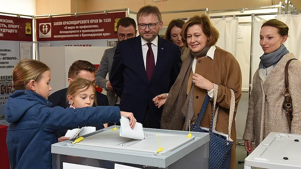 Кандидат в президенты России Борис Титов