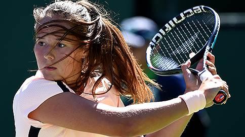Дарья Касаткина подтянулась к первой десятке // По итогам турнира в Индиан-Уэллсе она стала 11-й ракеткой мира