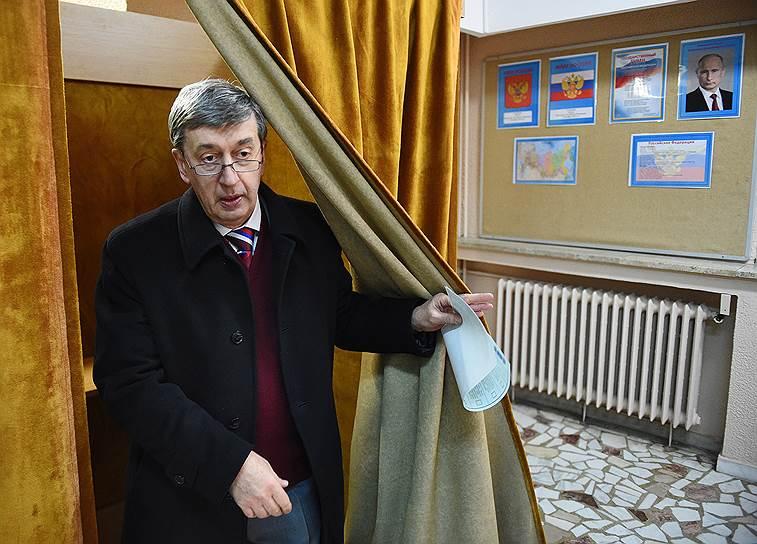 Посол России в Румынии Валерий Кузьмин