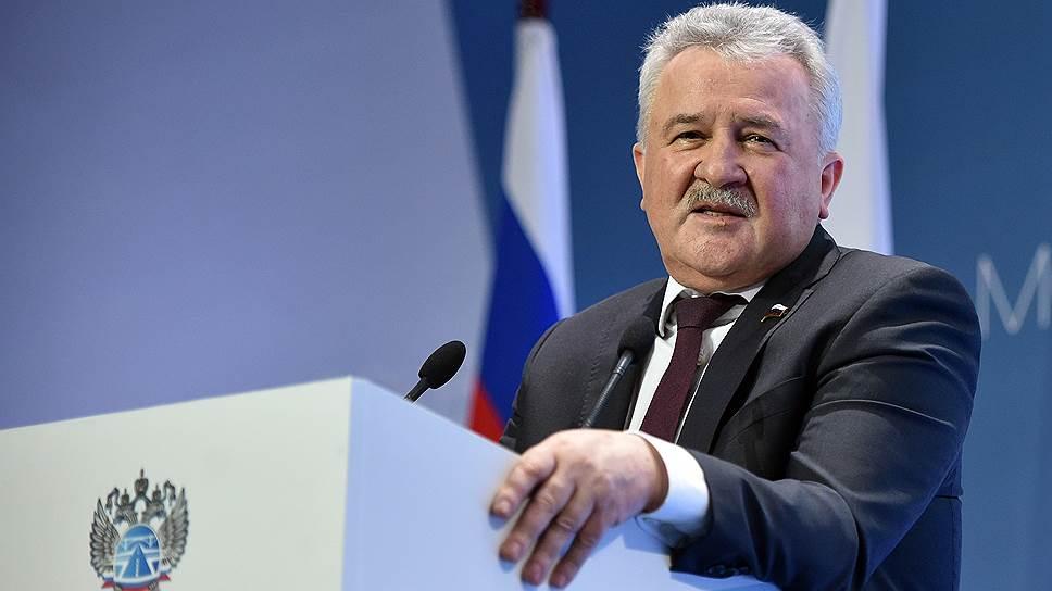 Глава думского комитета по транспорту Евгений Москвичев