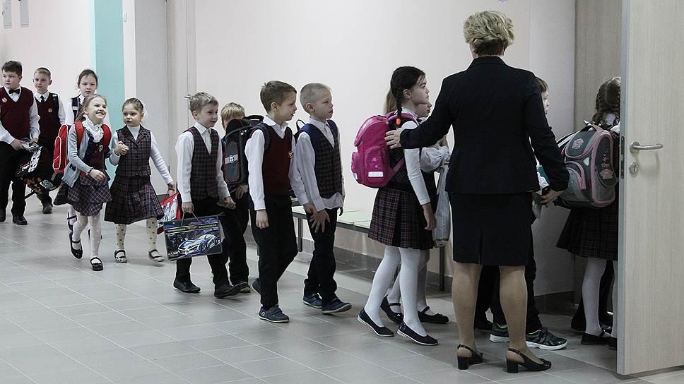Учителя находят свою работу не слишком статусной, но зарплату хорошей