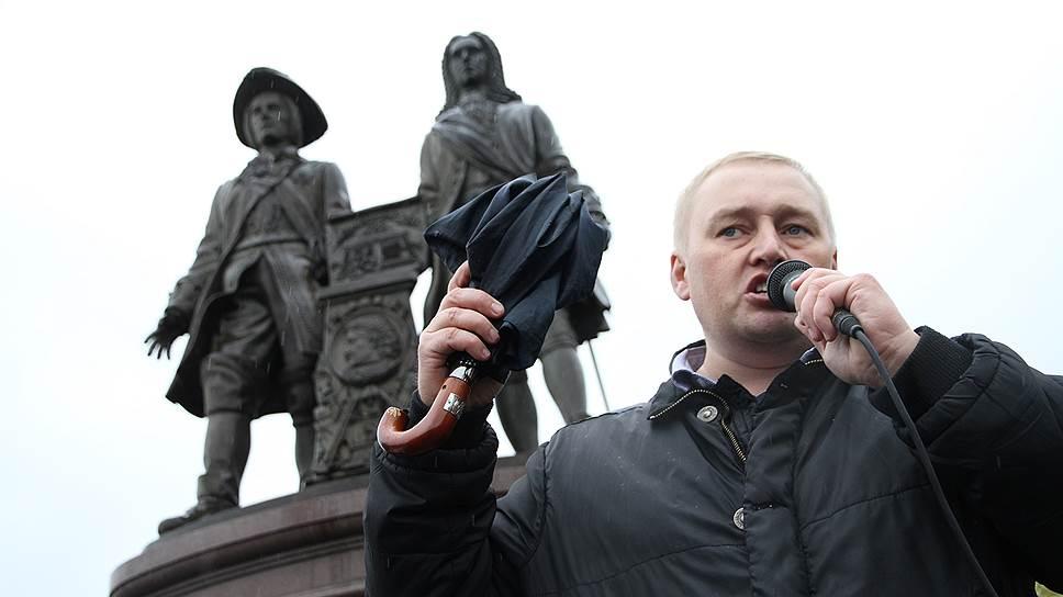 Как Екатеринбургу предложили вернуть выборы «сильного мэра»