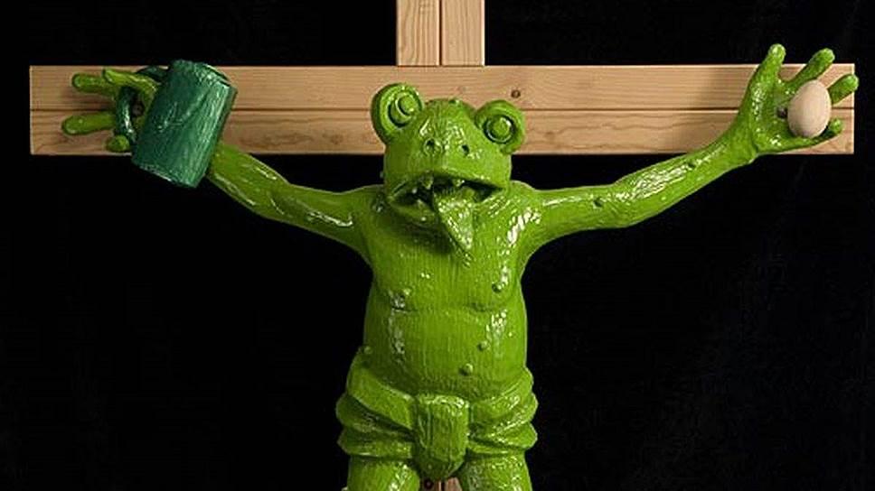Мастера современного искусства неоднократно задевали религиозные чувства христиан