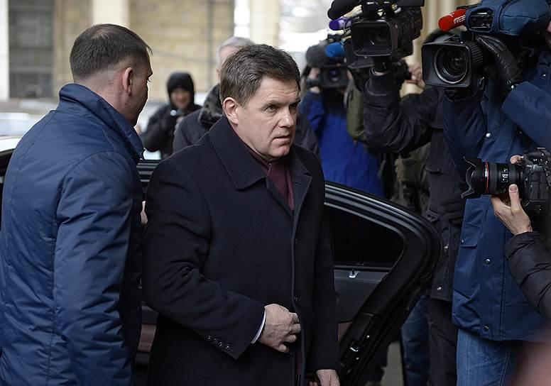 Посол Белоруссии в России Игорь Петришенко