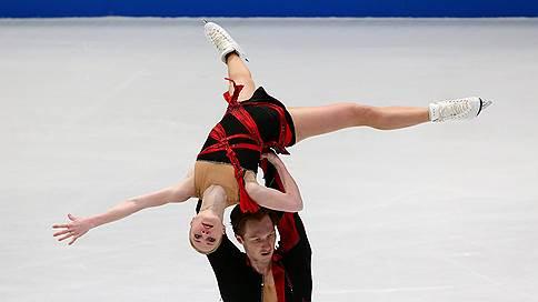 Российские пары попали в семерку // Евгения Тарасова и Владимир Морозов после короткой программы на чемпионате мира — вторые