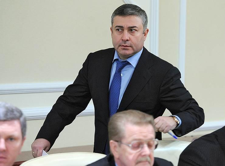 Врио главы Волоколамска Андрей Вихарев